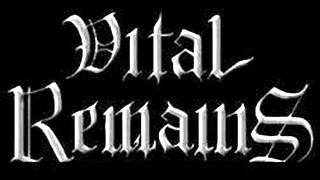 Vital Remains - Shrapnel Embedded Flesh [HQ + Lyrics]