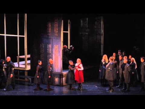WELSH NATIONAL OPERA - MARIA STUARDA at the Royal Opera House Muscat