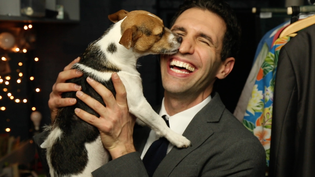Off Broadway's A Dog Story -- I'm In Love with a Monster