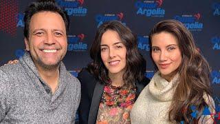 ¿Por qué Cecilia Suárez estaba nerviosa en el estreno de Perfectos Desconocidos?
