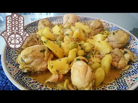 tajine-de-poulet-aux-pommes-de-terre