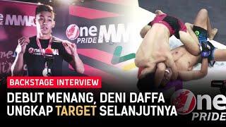 Menang, Deni Daffa: Lawannya Sih Bagus, Kuat Tapi Masih Lebih Bagus Saya | Backstage Interview FN 46
