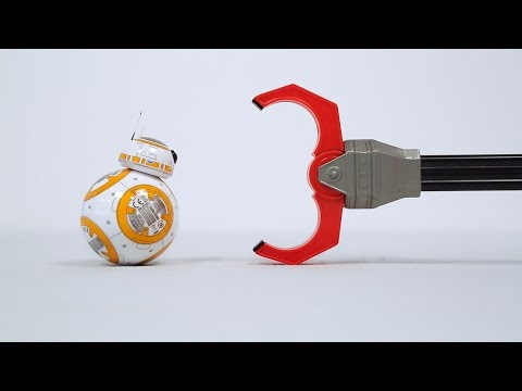 BB-8 and the Claw