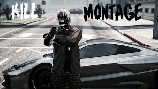 (GTA 5 Online) Killing Montage 4