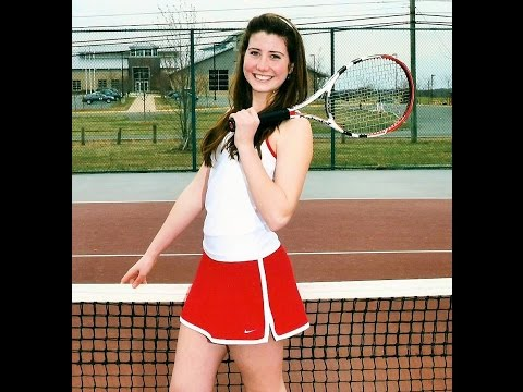 Micensie Barrett Varsity Tennis Fauquier High School