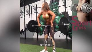 TATIANA USSA GIRARDI - Crossfit Body motivation