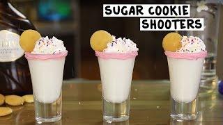 Sugar Cookie Shooters
