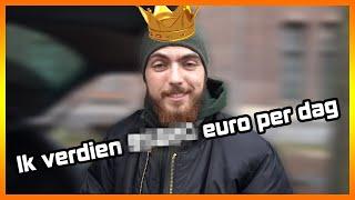 Hoeveel maakt Deniz Lachgaskoning Per dag? Aangebeld bij Femke Halsema - Op Pad met Ismail Ilgun #1