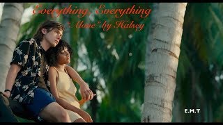 Everything Everything Trailer Video  Quot Alone Quot
