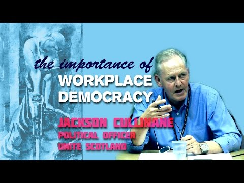 The Importance of Workplace Democracy!