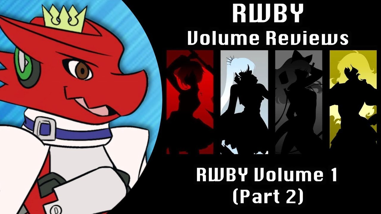 RWBY Volume Reviews: RWBY Volume 1 (Part 2)