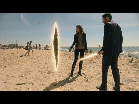 Lucifer 2x18 Lucifer Sends Mom Charlotte Away  Season 2 Episode 18 Season Finale