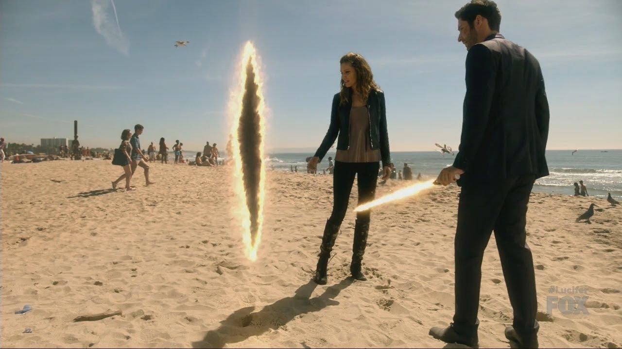 Download Lucifer 2x18 Lucifer Sends Mom Charlotte Away  Season 2 Episode 18 Season Finale