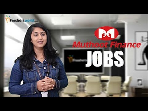 Muthoot Finance - Recruitment Notification,Foreign exchange jobs,Exam dates & results
