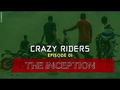 Crazy Riders EP01   The Inception   Lancer Entertainment Originals