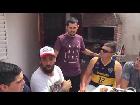 •ASADO CON AMIGOS• Rodriguez Galati #MisaCochina