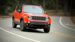 CNET On Cars - 2015 Jeep Renegade: The littlest Jeep has big ambitions, Ep. 73
