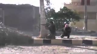 Syrian rebels launch attack on tank position in Idlib