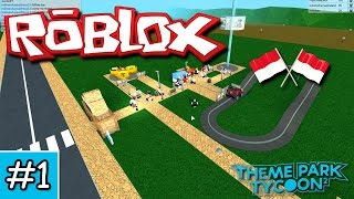 Welcome!! -Theme Park Tycoon 2 Roblox Indonesia