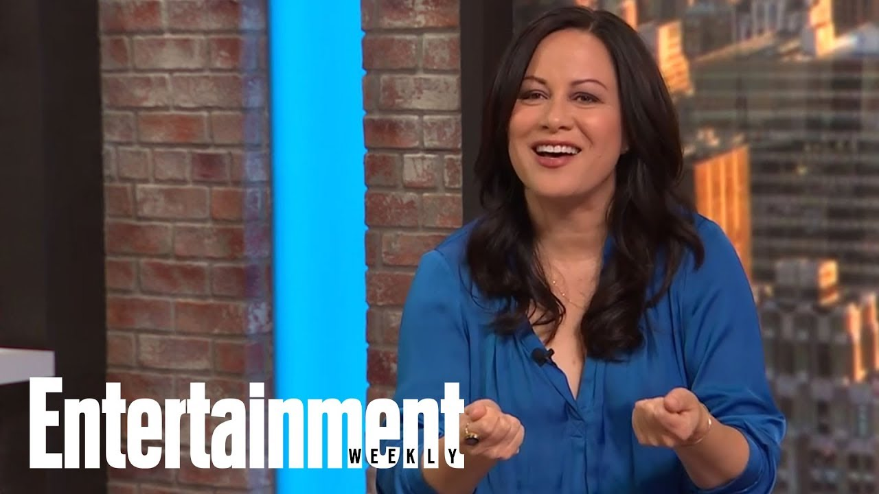 Bruce Lee's Daughter Shannon Lee On New TV Series 'Warrior ...