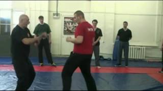Systema Spetsnaz-Vadim Starov Russian Hand to Hand Combat