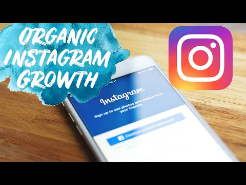 Instagram Growth Hacks - How to grow organically on Instagram