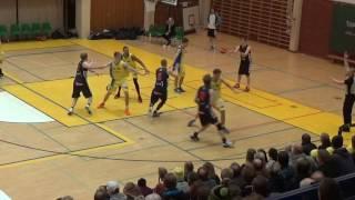 Huima - PUS-Basket (Half 1/2), 1.4.2017