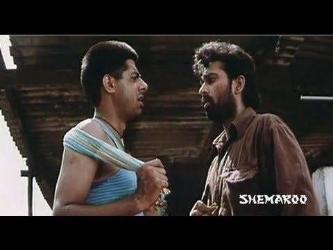 Jeeva beating up Chakravarthy - Satya movie scenes - J. D. Chakravarthy, Urmila Matondkar Mp3