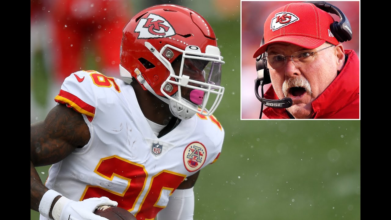 Le'Veon Bell: 'I'll Never Play for Andy Reid Again'