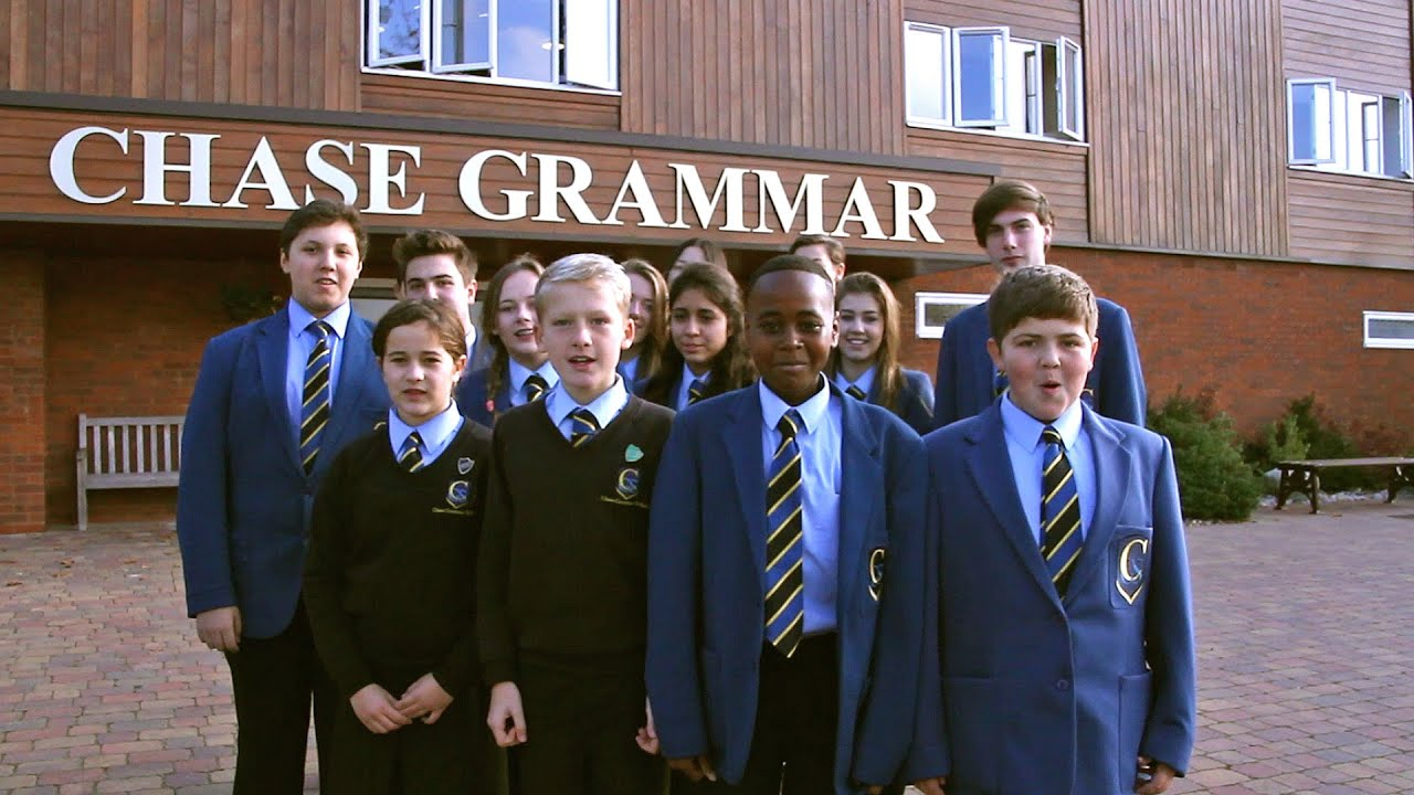 Chase Grammar School Youtube