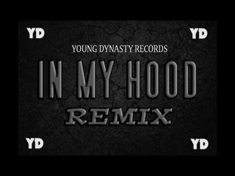 YD - In My Hood (Remix )