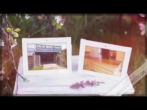 3Bigtree | Solid Wood Table Slab Manufacturer Sungai Buloh