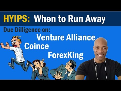 Venture Alliance – Coince – ForexKing  –  Hyip Scam Warning | Mike Dennis