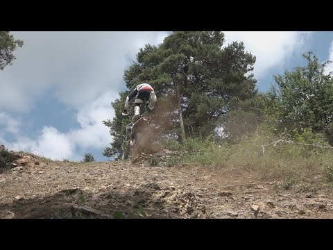 Championnat de france enduro Bar sur Seine 2015