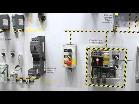 The innovative AS-Interface from Siemens