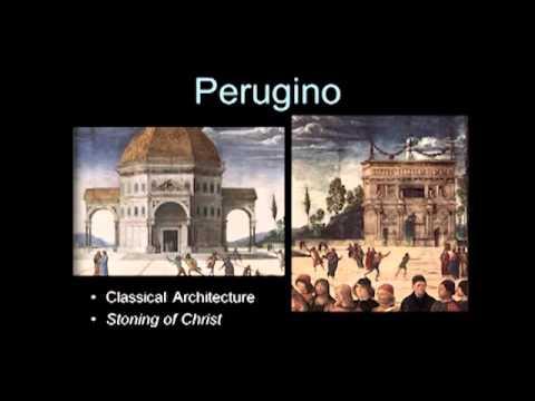 ARTH 4037 Perugino
