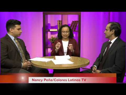 Colores Latinos TV: Asociacion Latina de Lowell y Lugares Sagrados Mayas