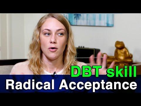 DBT Skill: Radical Acceptance - Mental Health Help with Kati Morton
