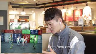Coreógrafo Coreano Reage a Anitta, Iza, High Hill, Dream Team do Passinho -  ft Jay Kim