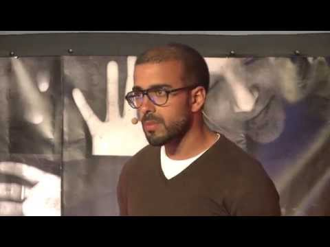 [Your Talk Title Here]: El Seed at TEDxIHECCarthage
