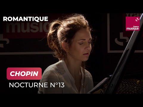 Nocturne n°13 de Frédéric Chopin par Emmanuelle Swiercz I Le live de la matinale