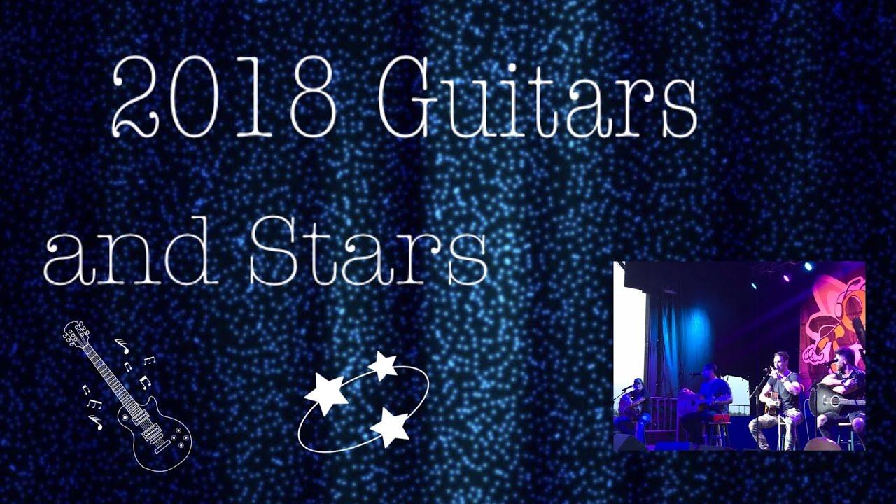 92.5 WBEE Guitars and Stars 2018 - YouTube