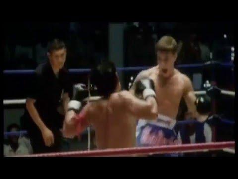 Kickboxer (1989) - White warrior