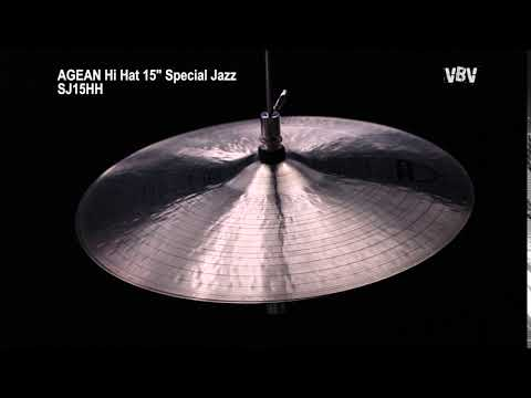 "15"" Hi Hat Special Jazz video"