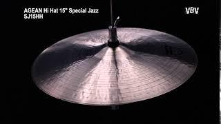 "15"" Hi Hat Special Jazz video"