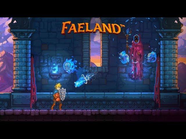 Faeland Square Enix Collective Trailer