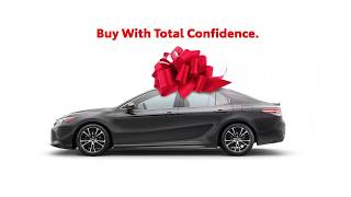 Buy With Total Confidence | Longo Toyota