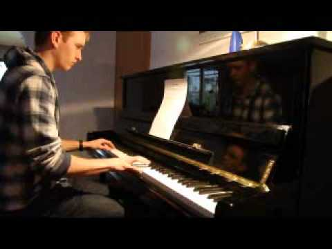 Kanye West - Homecoming (Piano Cover)