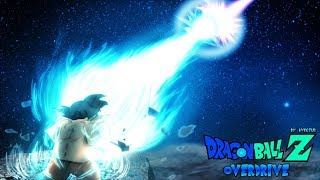DRAGON BALL Z OVERDRIVE THE BEST DRAGON BALL Z ROBLOX GAME WITH BEST GRAPHICS! (ENGLISCH)