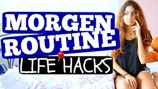 MORGENROUTINE HACKS - Back to School